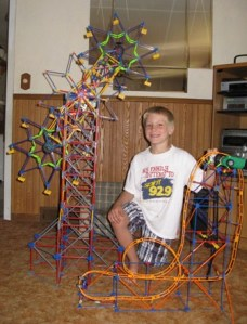 Dayton Knex August 2009