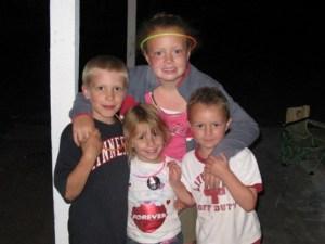 Kids 4th of July