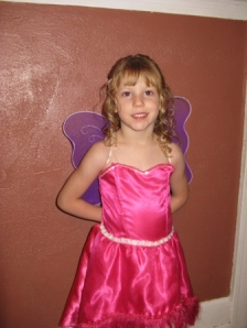 Adrianna Halloween 2009