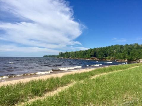 Lake Superior - South Shore