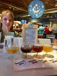 A trip to Denver wouldn't be complete without visiting a local brewery - Blue Moon was awesome